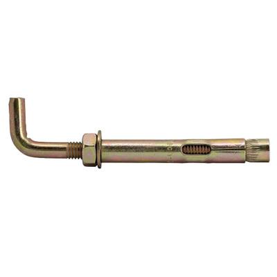 Анкерный болт-костыль 10х120 мм, шт.