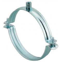 Хомут для воздуховода без резинового профиля 125 мм