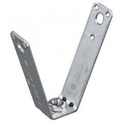 Крепление V-образное для профнастила М 8 с гайкой