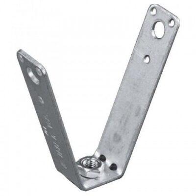 Крепление V-образное для профнастила М 8 с гайкой, шт.