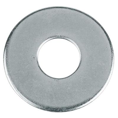 Шайба DIN 9021 цинк. увеличенная d-6, кг.