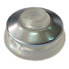 Шайба для монтажа поликарбоната прозрачная ∅ 25 мм